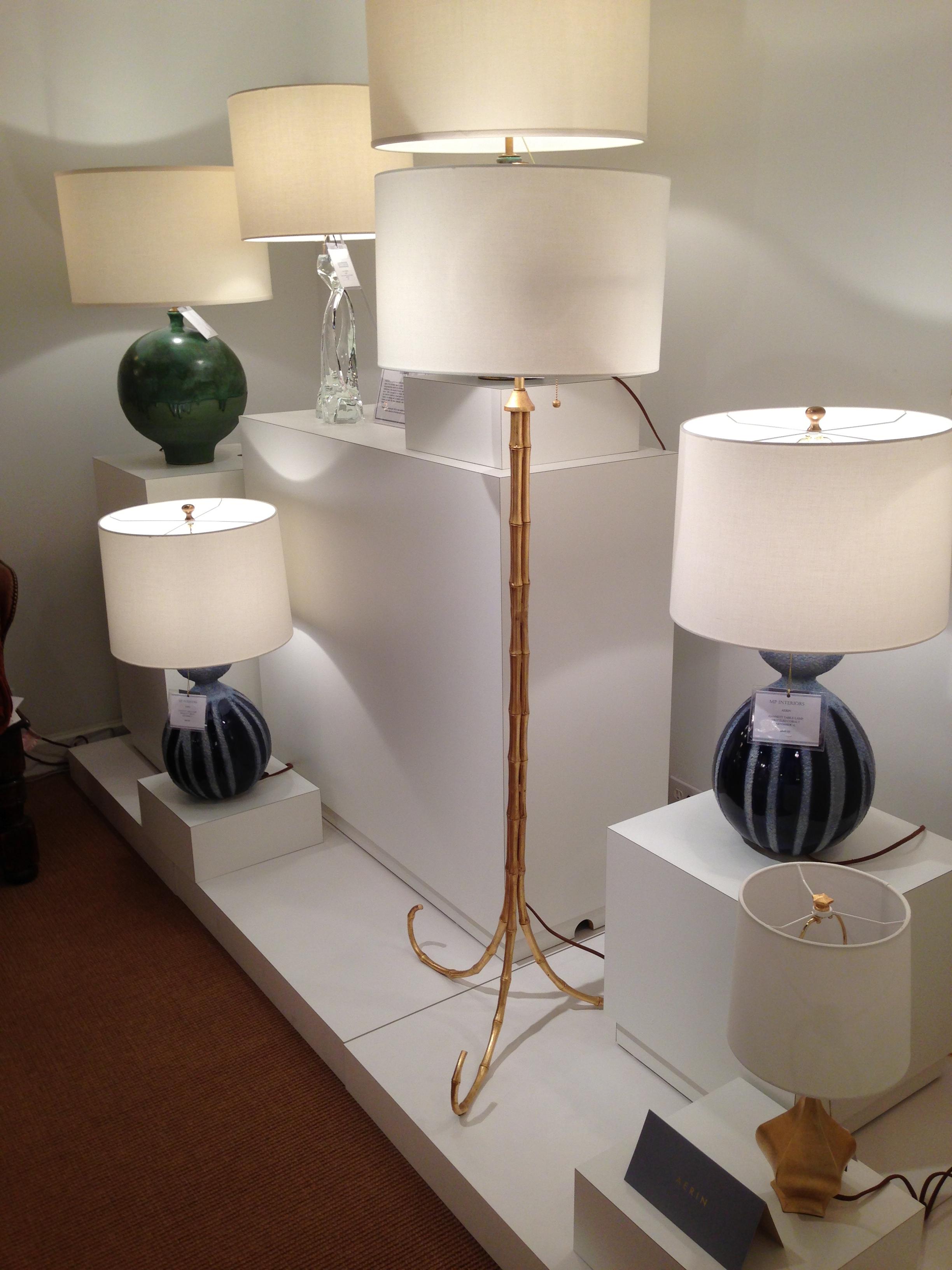 lamp table furniture set cliff lighting lamps designer lauder lig aerin viyet